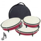 Planer Frame Drum Set (PVC)